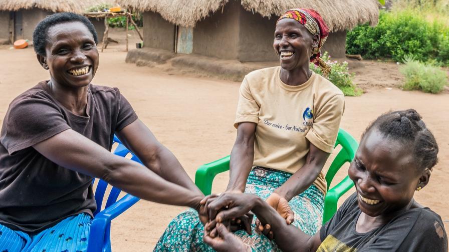 Programme participants_SouthSudan