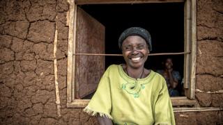 Women for Women International - DRC programme participant