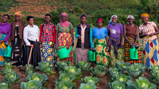 Women for Women International - Rwanda programme