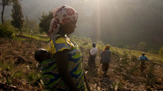 Women for Women International - Rwanda programme participant