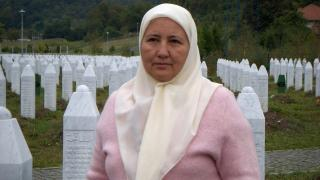 Fazila Efendic at her husband