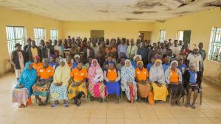 Bachi Community Town Hall meeting - Nigeria 2019