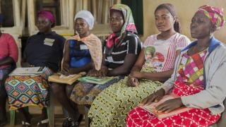 By bridging religious and ethnic divides, Women in Riyom can build a more secure future for their communities. Photo: Monilekan