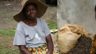 Women for Women International - Nigeria programme participant