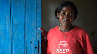 Women's livelihoods are being severely impacted by the pandemic's economic shocks in settings that lack resilient financial systems, governments and social safety nets.  Photo credit: Hazel Thompson