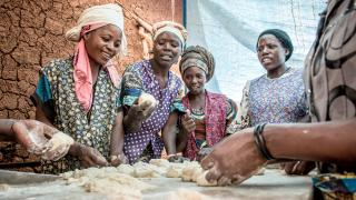 Women for Women International - DRC programme participants