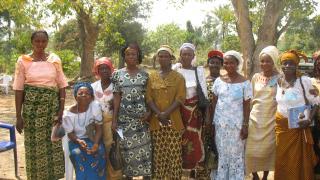 Women for Women International - Nigeria programme participants. Photo: Women for Women International
