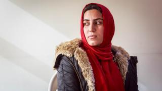 Women for Women International - Iraq programme participant. Photo: Emily Kinskey