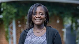 Audry Shematsi, Country Director, Women for Women International - Democratic Republic of the Congo.