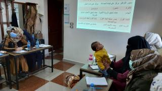 Image from the partnership in Idlib with WND through the Conflict Response Fund