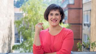 Seida Saric, Director of Žene za Žene. Photo: Women for Women International