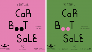 Women for Women International held two Virtual Car Boot Sales in 2020.