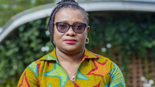 Bukola Onyishi, Country Director, Women for Women International - Nigeria.