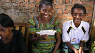 38,000 letters were shared between sponsors and their sisters last year. Photo: Women for Women International