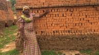 Cinama, programme graduate and trainer at Women for Women International - DRC. Photo: Women for Women International