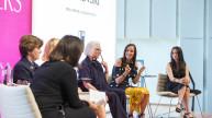 Brita Fernandez Schmidt at Swarovski's Salzburg Women's Panel 2017