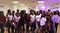 Host a dance event in aid of Women for Women International