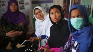 Afghanistan Numeracy Class - Credit Rada Akbar