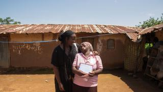 Eight Ways You Can Support Women Survivors Of War On International Women's Day