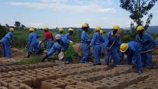 Laurence's Experience in Rwanda