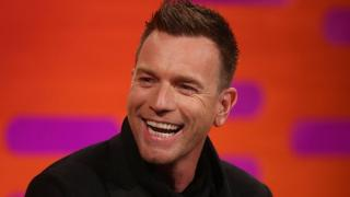 Ewan McGregor Stands Up for Women Everywhere