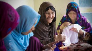 Delivering the Global Goals: Afghanistan