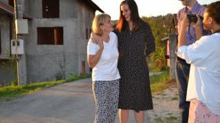 How Sponsoring A Woman Survivor of War Changed My Life