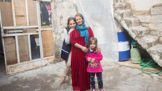 Women for Women International is helping rebuild Iraqi women's lives with hope