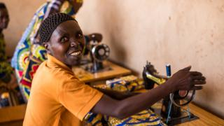 Delivering the Global Goals: Rwanda