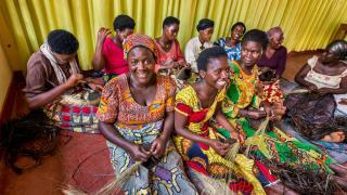 Our Work in Rwanda