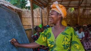 Delivering the Global Goals: DRC