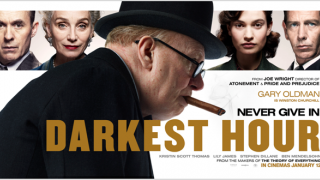 Experience Churchill's Darkest Hour
