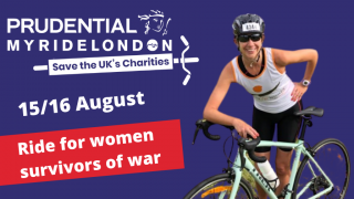 Ride for Women Survivors of War