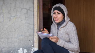 We all are connected around the world - Messages of Hope from Iraq