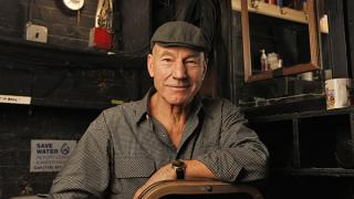 Patrick Stewart Talks Violence Against Women