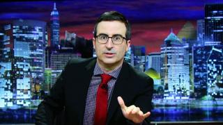 John Oliver Makes An Impact